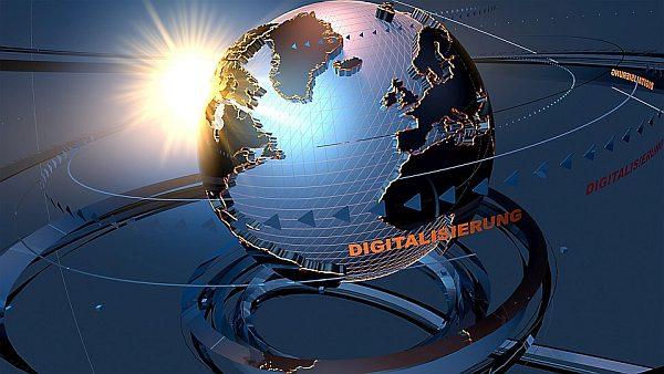 Digitalisierung - Digitisation