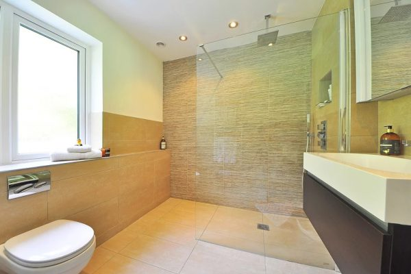 Universal Design - bodengleiche Dusche