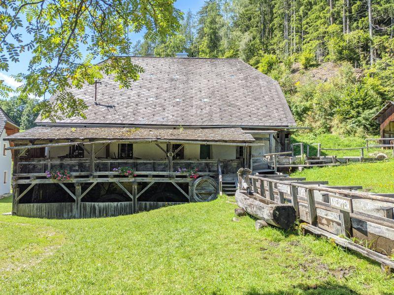 Alte Mühle mit Kneippanlage - das ist Naturtourismus
