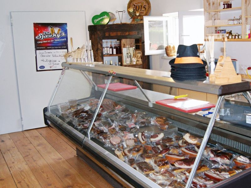 Regionale Produkte - Hofladen beim Speckbauer